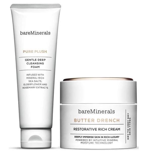 bareMinerals Daily Essentials: Cleanser and Moisturiser