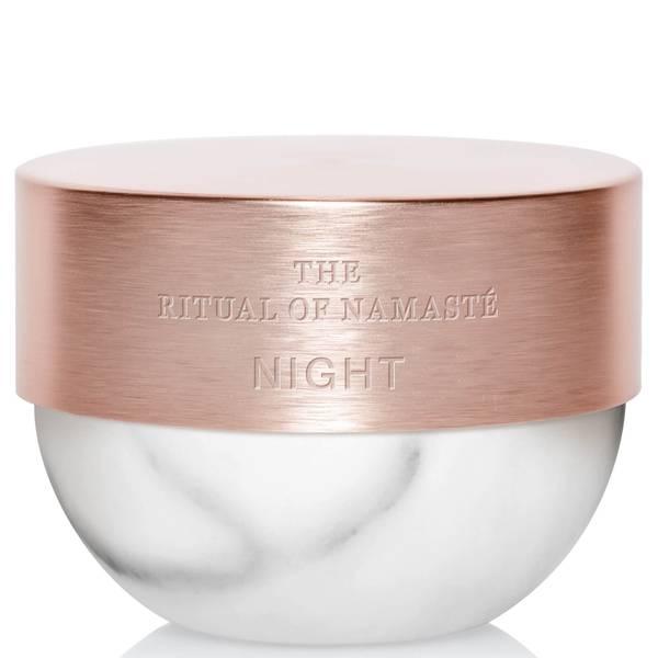 RITUALS The Ritual of Namaste Anti-Aging Night Cream, anti-ageing nattkrem 50 ml
