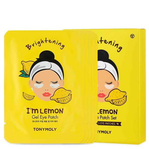 TONYMOLY I'm Lemon Eye Patch - Set of 5