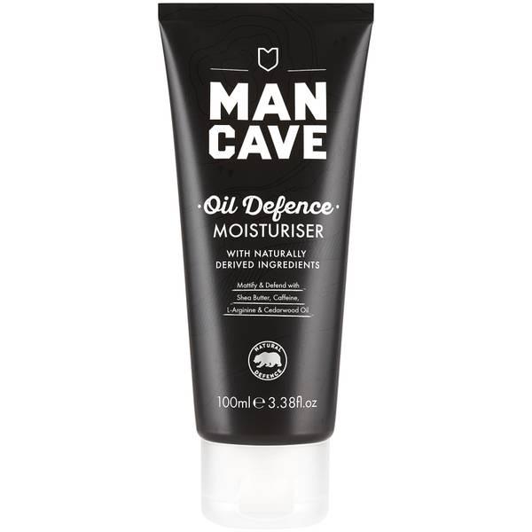 ManCave Oil Defence Moisturiser 100ml