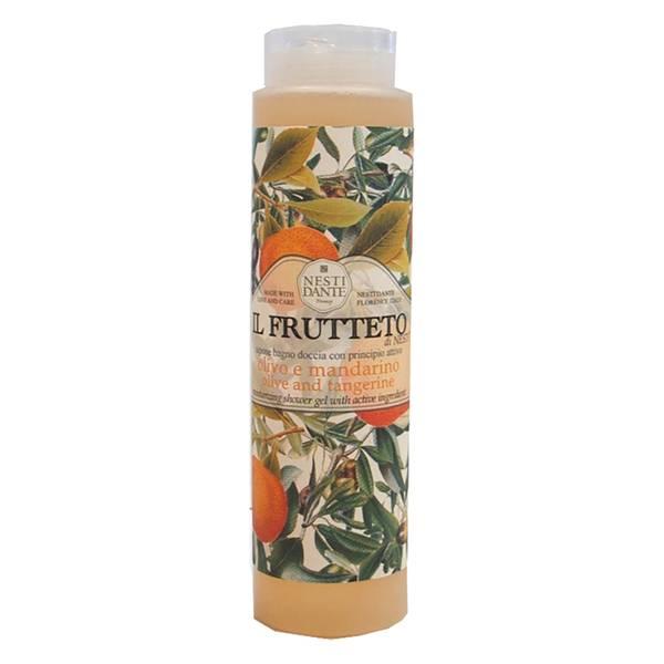 Nesti Dante Olive Oil and Tangerine Shower Gel 300ml