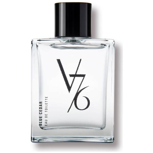 V76 by Vaughn Blue Cedar Eau De Toilette