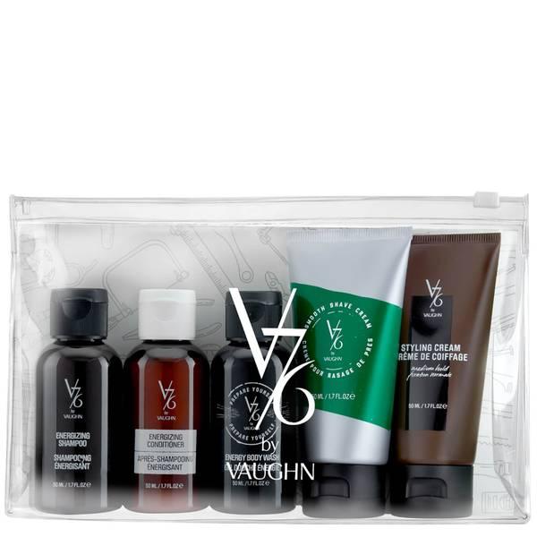 V76 by Vaughn Well Groomed Travel Kit