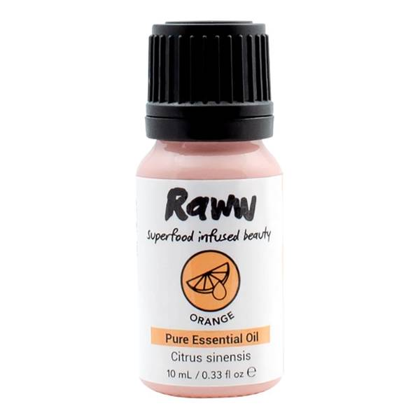 RAWW Orange Pure Essential Oil 10ml