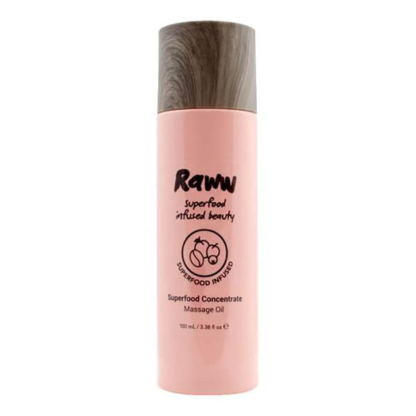 RAWW Superfood Concentrate Fractionated Coconut Oil 100ml