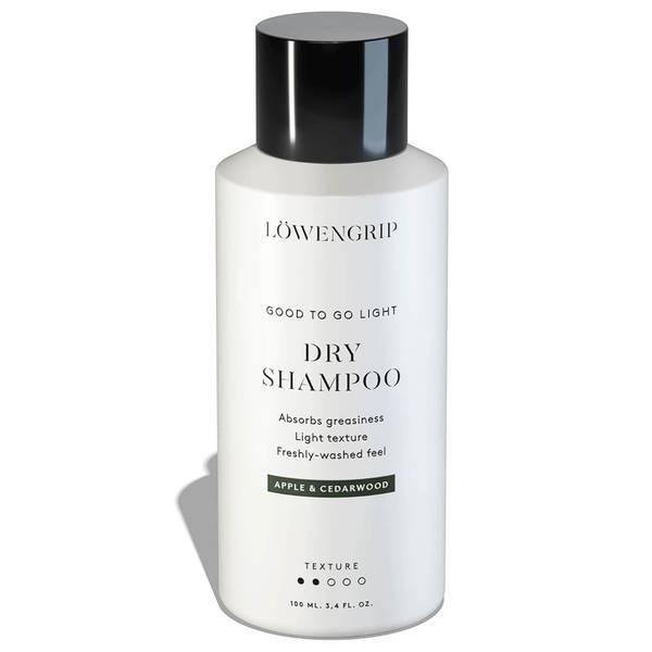 Löwengrip Good to go Light Apple and Cedarwood Dry Shampoo100ml