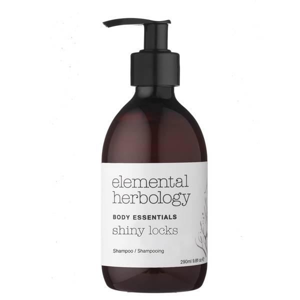 Elemental Herbology Shiny Locks Shampoo 290ml