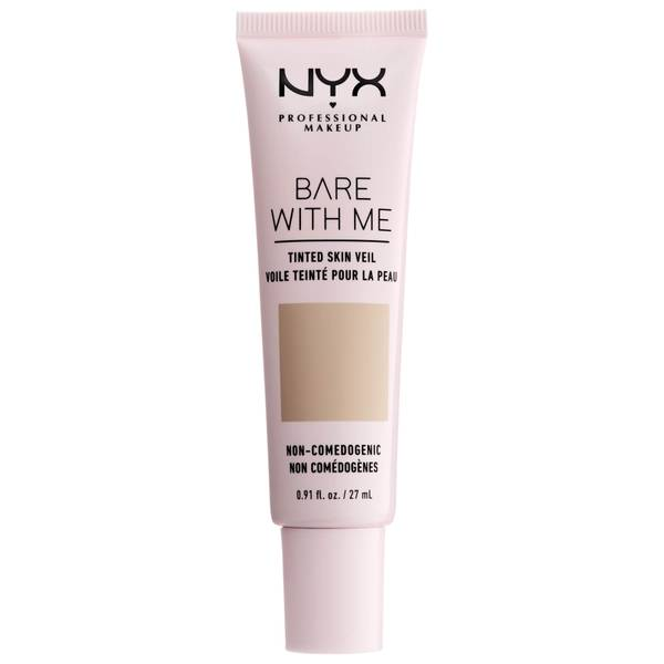 NYX Professional Makeup Bare With Me Tinted Skin Veil BB Cream 27ml (Various Shades)