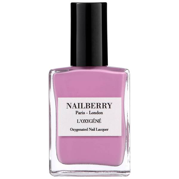 Nailberry Lilac Fairy Nail Varnish 15ml
