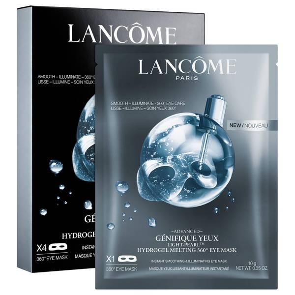 Lancôme Advanced Génifique Light Pearl 360 Sheet Eye Mask (4 Masks)