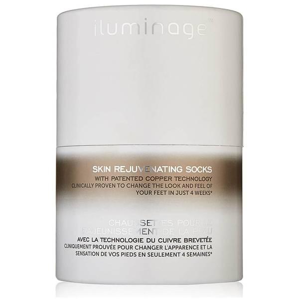 Iluminage Skin Rejuvenating Socks - S/M