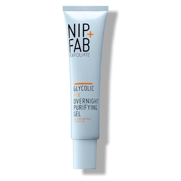 NIP+FAB Glycolic Overnight Purifying Gel 40ml