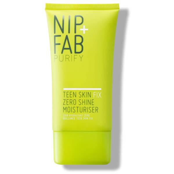 NIP+FAB Teen Fix Zero Shine Moisturiser 40ml
