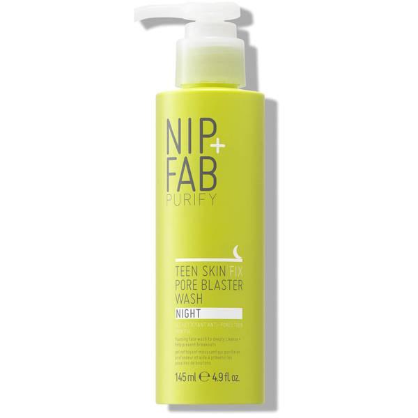 NIP+FAB Teen Skin Pore Blaster Night 145ml