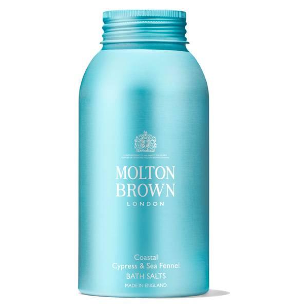 Molton Brown Coastal Cypress and Sea Fennel Bath Salts 300g