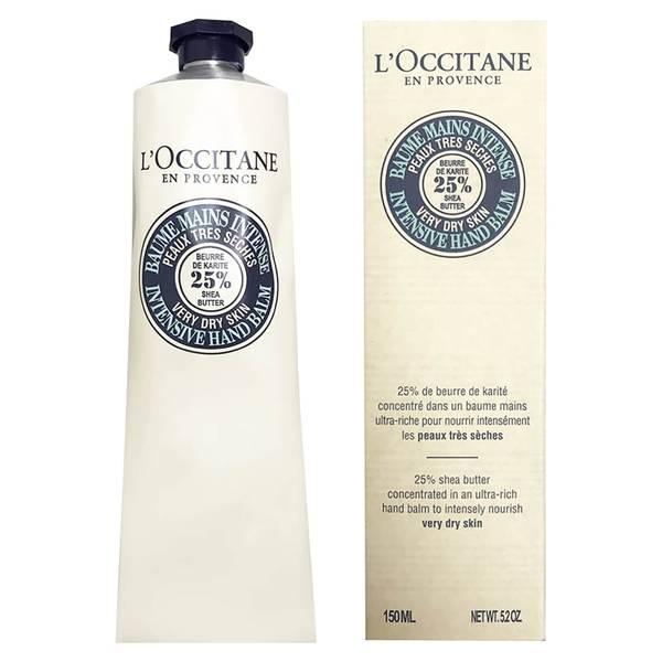 L'Occitane Shea Butter Intensive Hand Balm (Net Wt. 5.2 oz.)