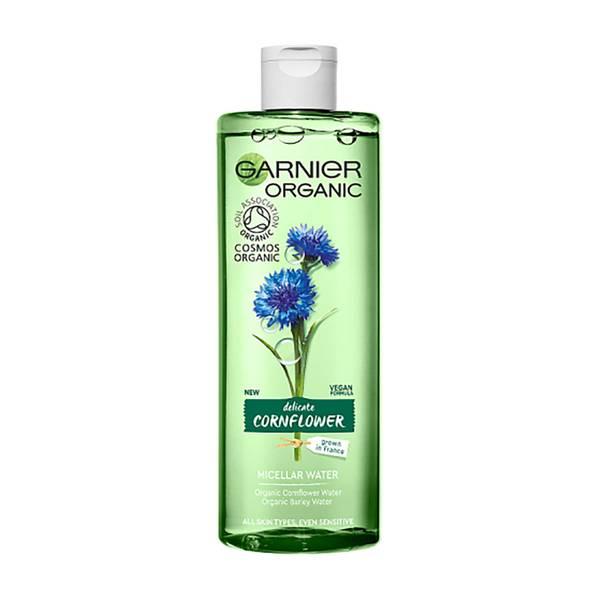 Garnier Organic Cornflower Micellar Cleansing Water 400ml