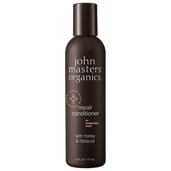 John Masters Organics Conditioner for Damaged Hair with Honey & Hibiscus 177ml