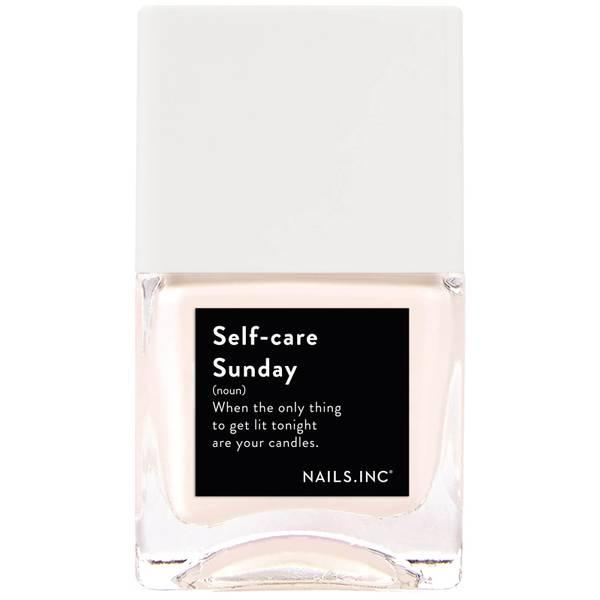 nails inc. Life Hack Self Care Sunday Nail Varnish 14ml