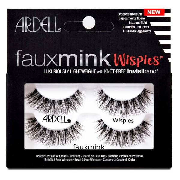 Ardell Faux Mink Wispies Twin Pack