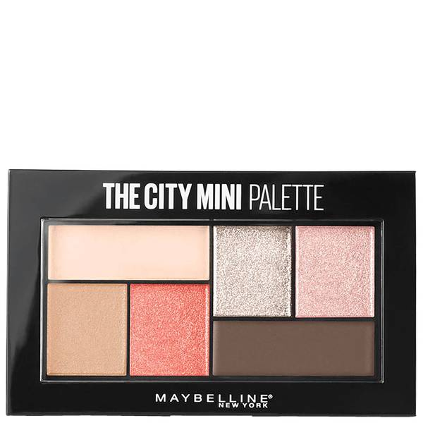 Maybelline The City 430 Downtown Sunrise Mini Eye Shadow Palette 60g