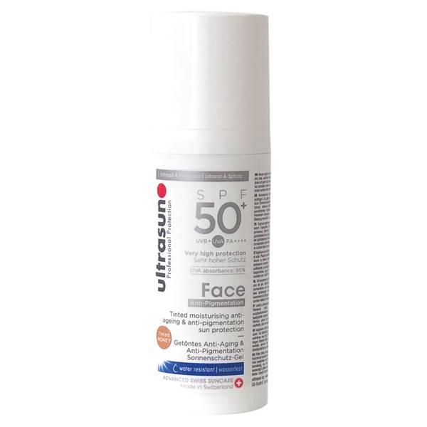 Ultrasun Tinted Anti-Pigmentation SPF50+ Face Lotion 50ml