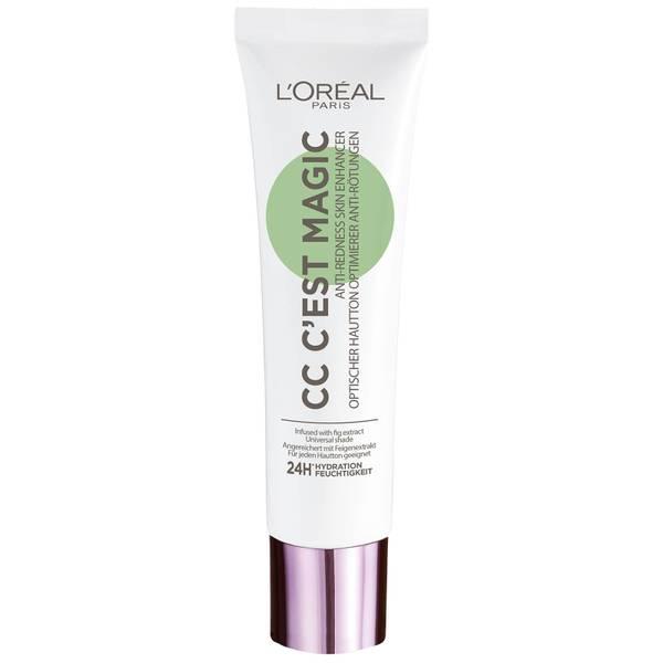L'Oréal Paris C'est Magic CC Cream Anti-Redness