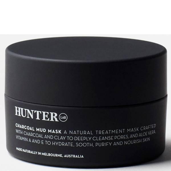 Hunter Lab Charcoal Mud Mask 65g