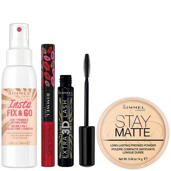Rimmel Exclusive Make-up Essentials Kit