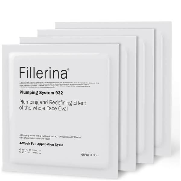 Fillerina Fillerina Plumping System 932 Grade 3 1 kit