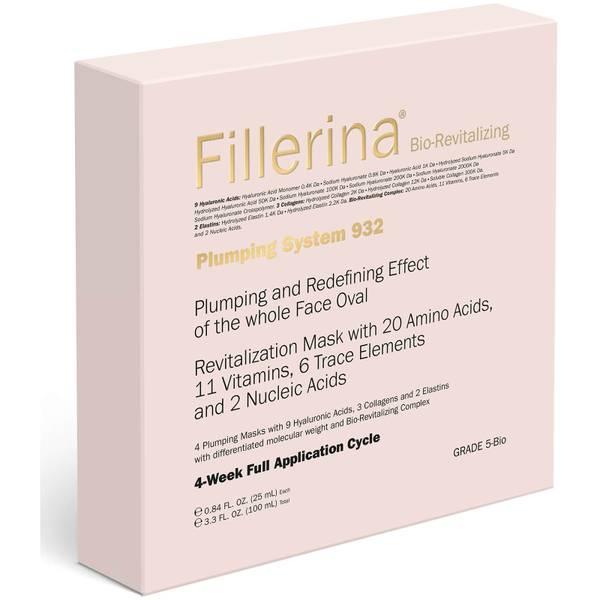 Fillerina Bio-Revitalizing Plumping System - 932