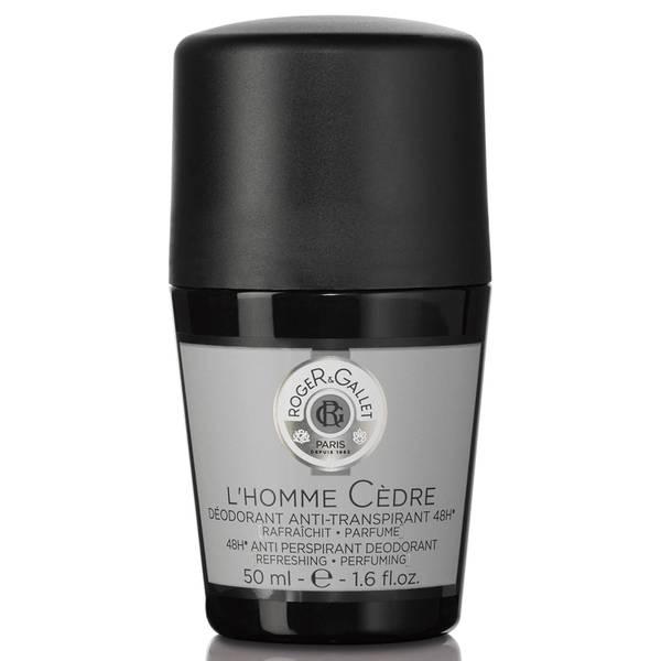 Roger&Gallet L'Homme Cedre Roll-on Deodorant 50ml