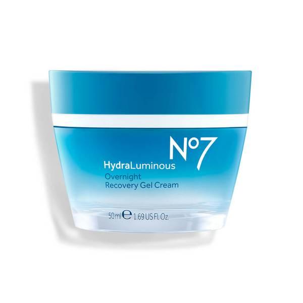 HydraLuminous Overnight Recovery Gel Cream
