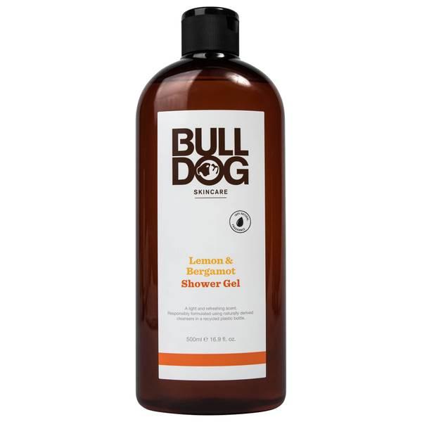 Bulldog レモン&ベルガモット シャワージェル 500ml