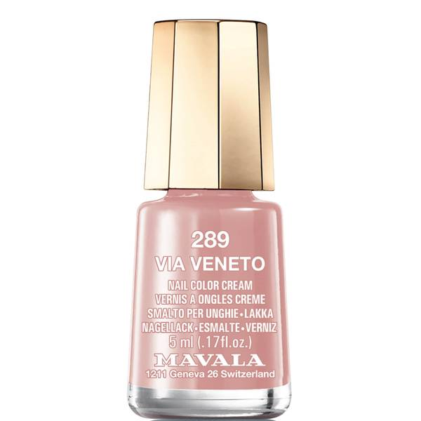 Mavala Mini Colour Nail Varnish - Via Veneto 5ml