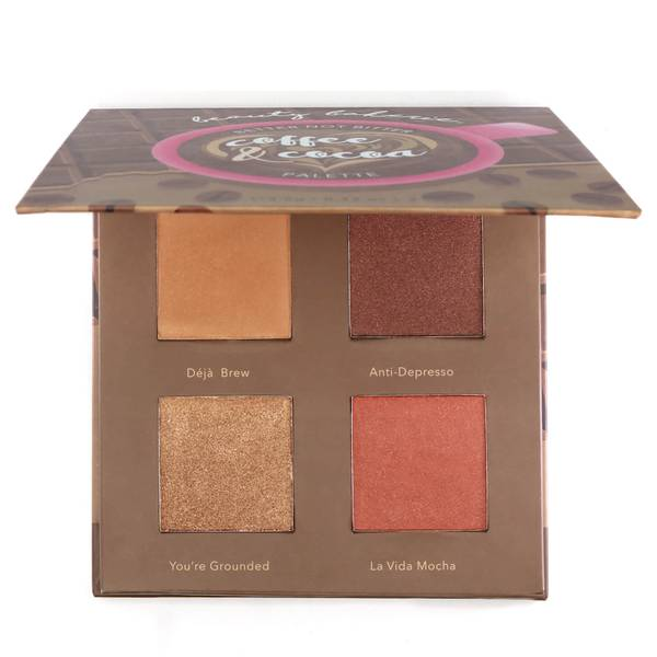 Beauty Bakerie Coffee and Cocoa Bronzer Palette 14g