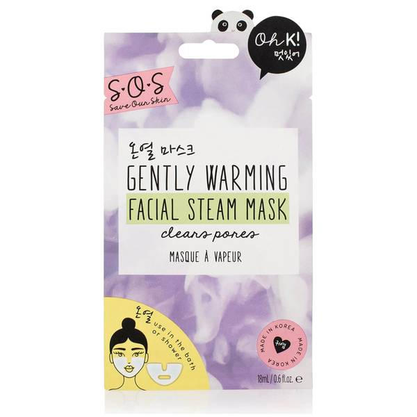 Oh K! SOS Gently Warming Facial Steam Mask 18ml