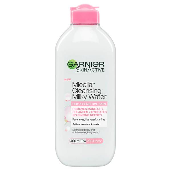 Garnier Skin Active Micellar Milky Water 400ml