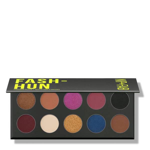 NIP+FAB Eyeshadow Palette - Fash-Hun 02 12g