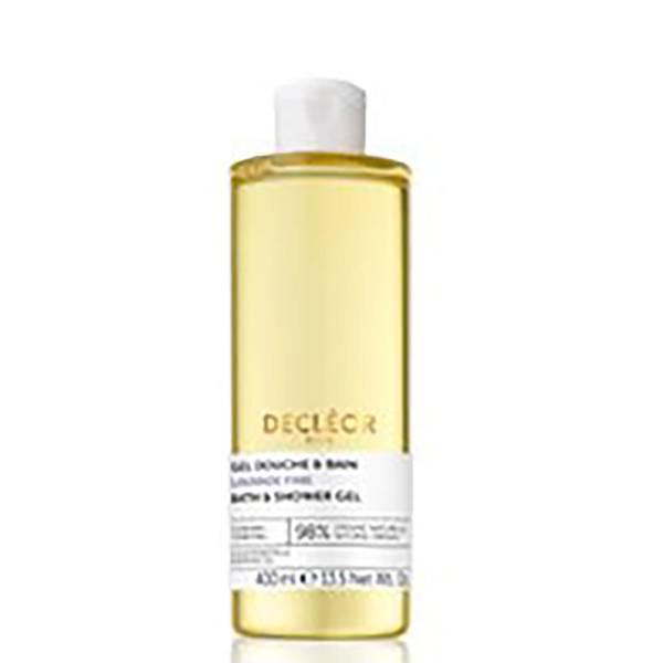 DECLÉOR Luxury Size Lavender Shower Gel 400ml