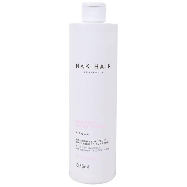 NAK Hair Nourish Vegan Conditioner 375ml
