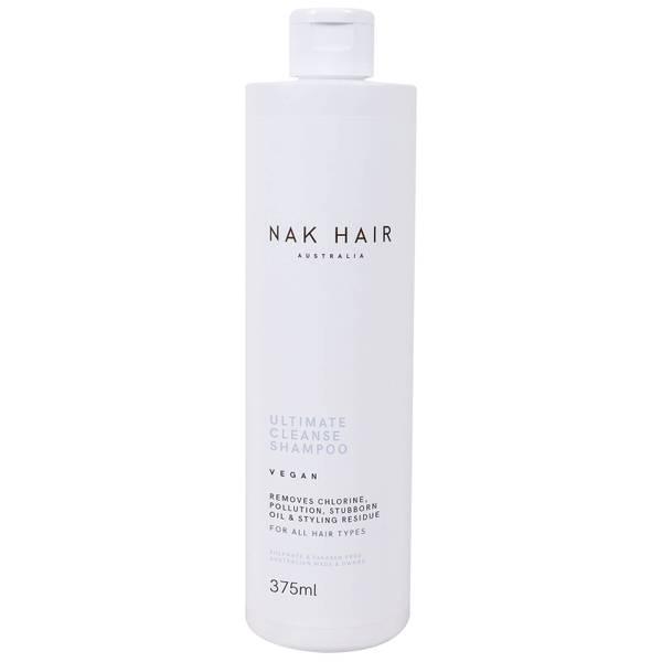 NAK Ultimate Cleanse Vegan Shampoo 375ml