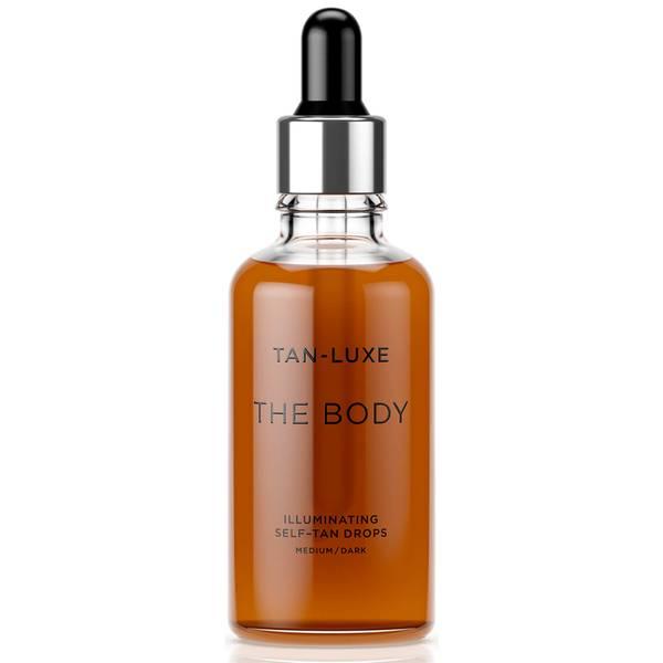 Tan-Luxe The Body Illuminating Self-Tan Drops 50ml - Medium/Dark