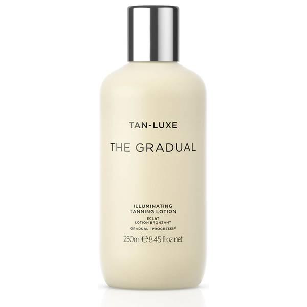 Tan-Luxe The Gradual Illuminating Tanning Lotion 250ml - Light