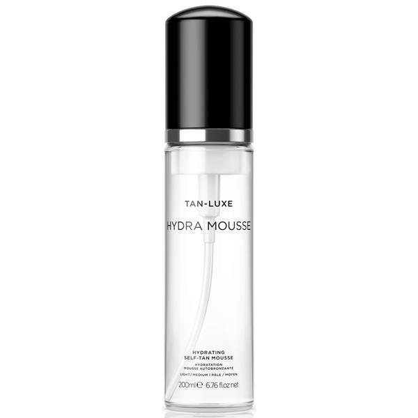 Tan-Luxe Hydra Mousse Hydrating Self-Tan Mousse 200ml - Light