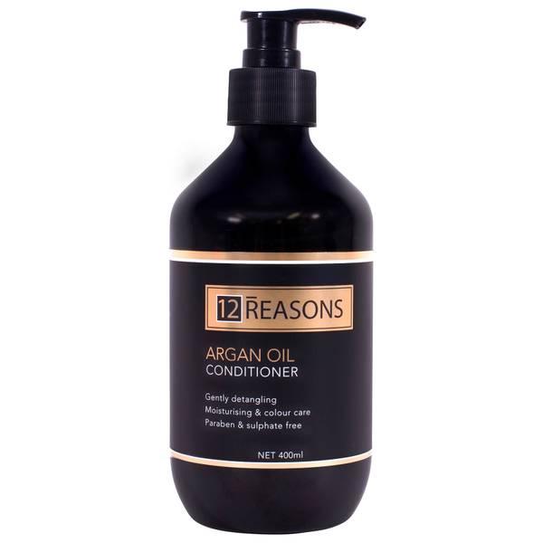 12Reasons Argan Oil Conditioner 400ml