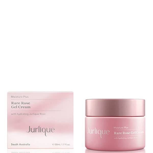 Jurlique Moisture Plus Rare Rose Gel Cream 50ml