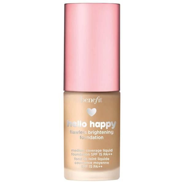 benefit Hello Happy Flawless Liquid Foundation Mini (Various Shades)