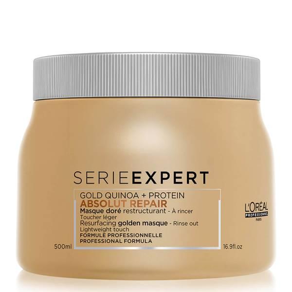 L'Oréal Professionnel Serié Expert Absolut Repair Gold Mask Lightweight Touch 500ml