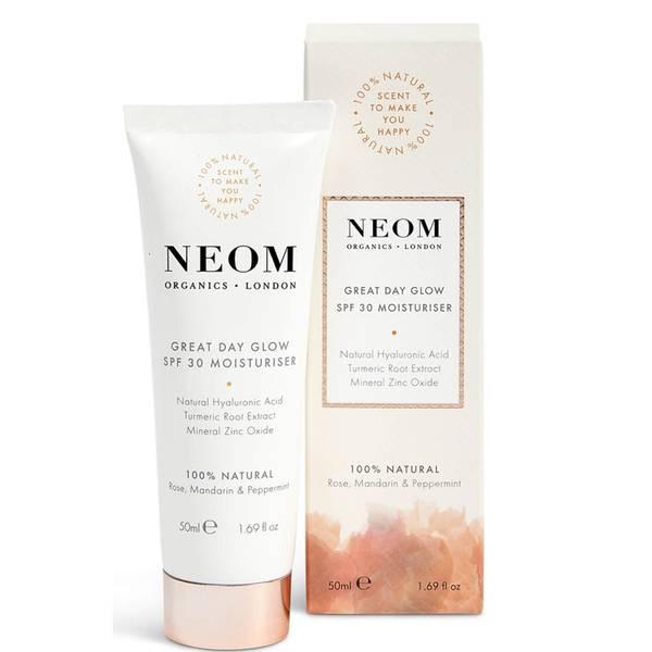 NEOM Great Day Glow Moisturiser SPF 30 50ml